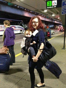 4f952d7b5b0 Beco Soleil Baby Carrier Review! - Carry Me Away