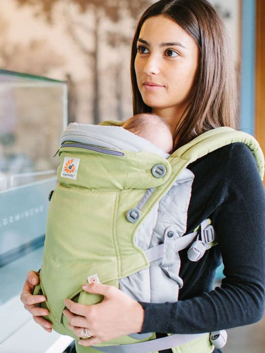 Ergobaby Infant Insert Carry Me Away