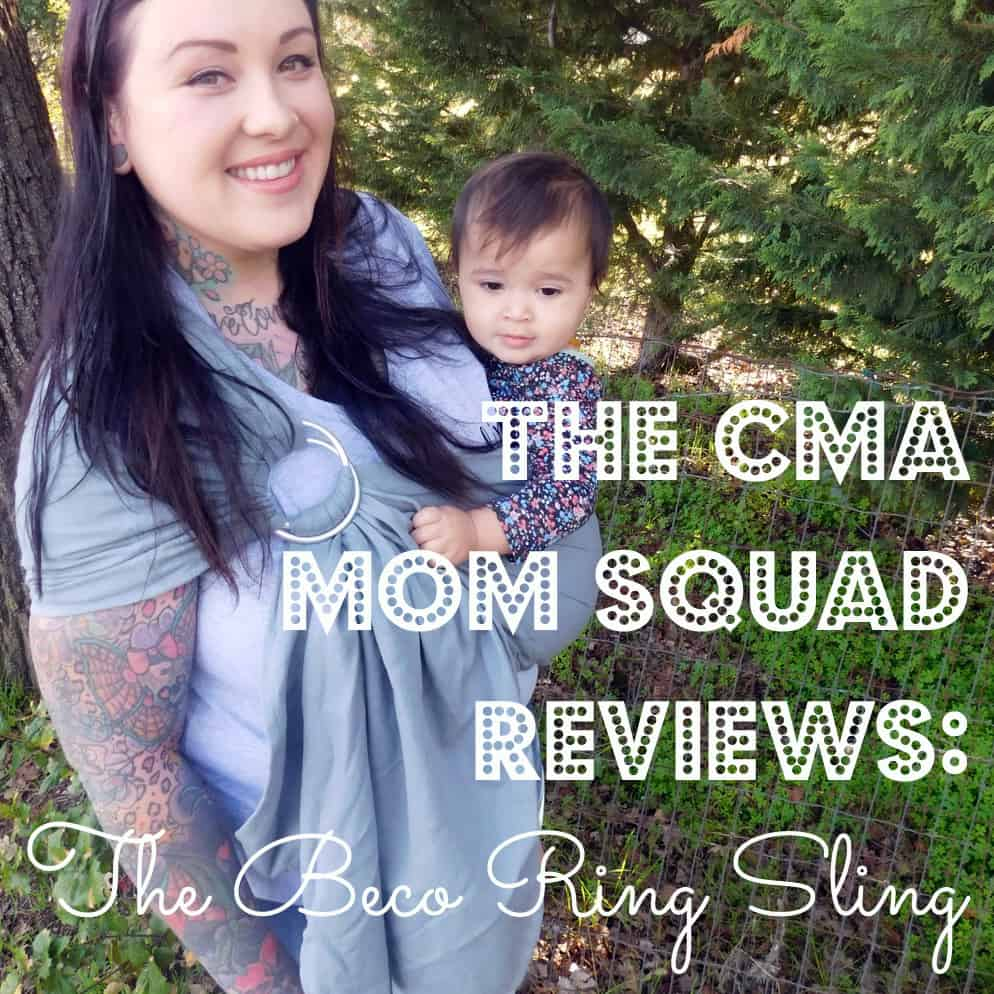 Beco Ring Sling Review Beco Ring Slings Cma Review