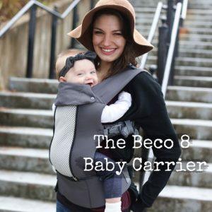 Beco 8 Baby Carrier | Beco Carriers | Beco Baby Carriers