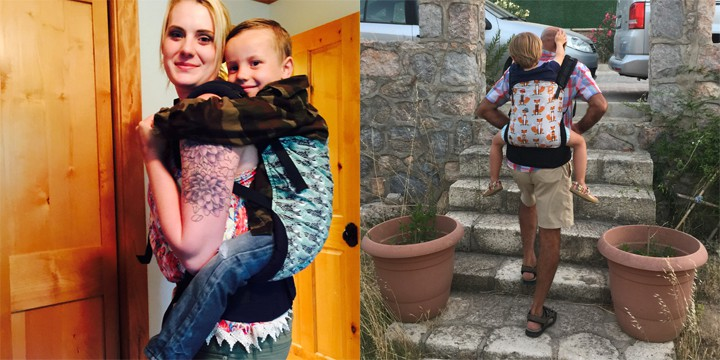 Do I need a Toddler Carrier? | Toddler Carriers